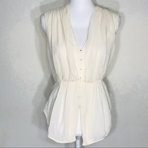 French connection Women's Sleeveless Top Size 6